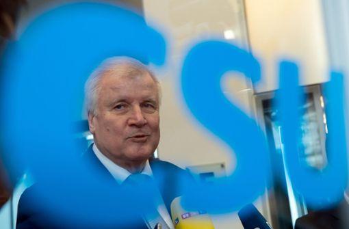 Die CSU will einen langen Abschied beenden
