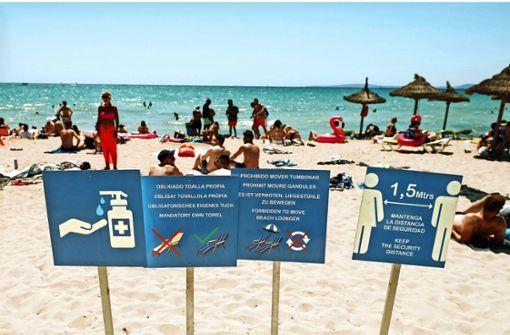 Kunden setzen bei Urlaub auf Sicherheit