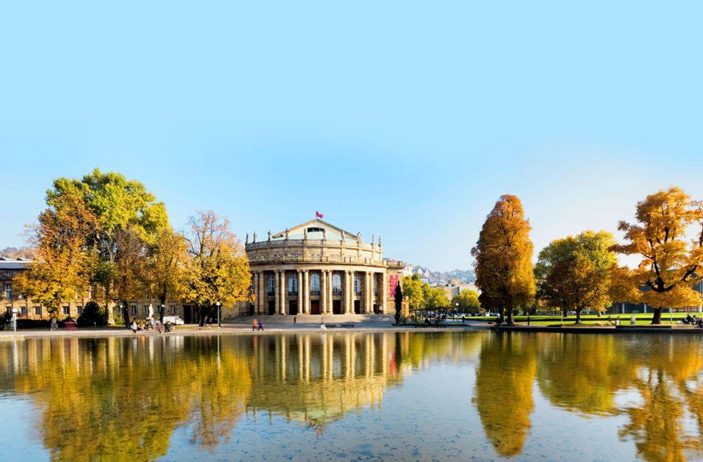 Der über 100 Jahre alte Littman-Bau im Herzen der Landeshauptstadt soll mit viel Geld modernisiert und erweitert werden. Foto: imago stock&people