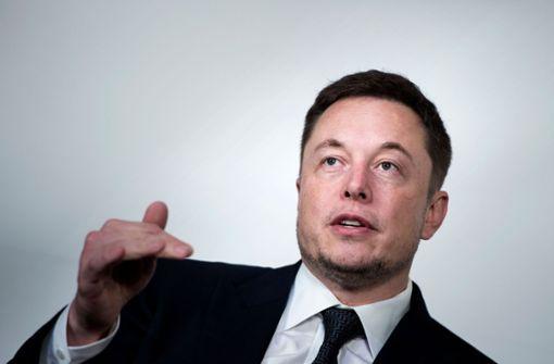 US-Milliardär Musk entschuldigt sich bei Höhlentaucher