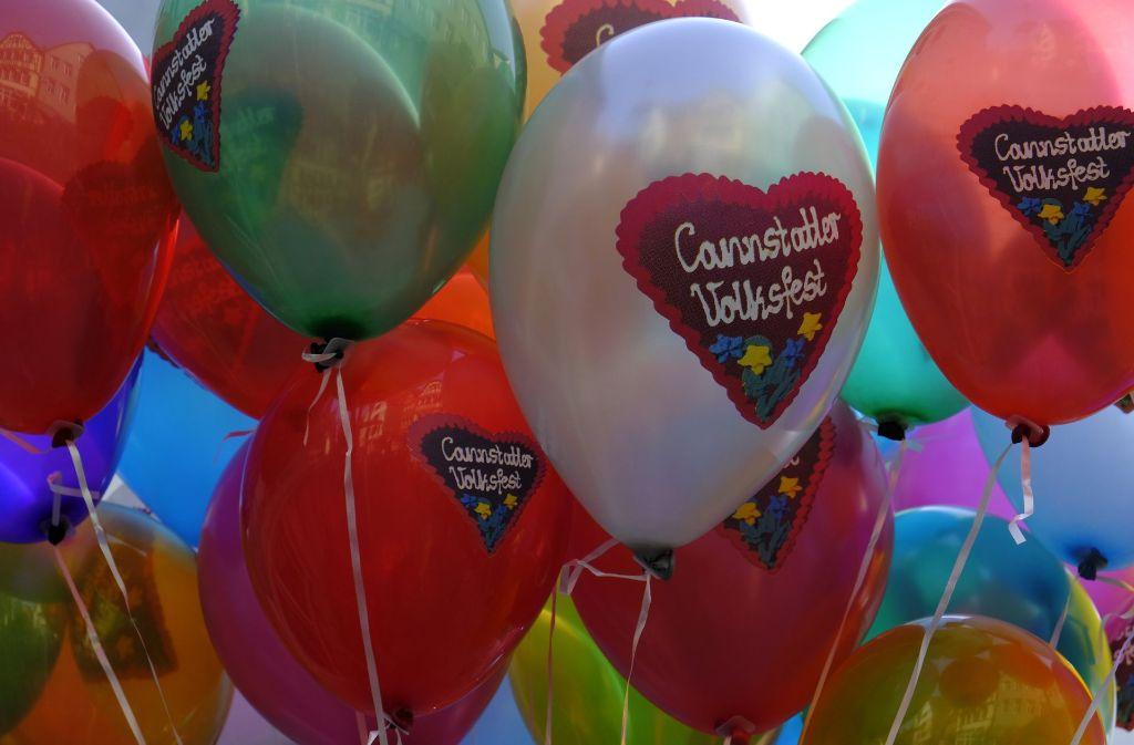 Das 172. Cannstatter Volksfest wurde am 22. September eröffnet. Am 5. Oktober findet die Gaydelight-Party für alle sexuellen Orientierungen im Festzelt zum Wasenwirt statt. Foto: dpa