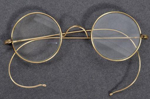 Berühmte Brille von Mahatma Gandhi wird versteigert