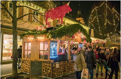 Weihnachtsmarkt: Gastronom verklagt Stadt