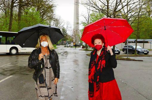 Vereint im Kampf gegen  stille Not in Stuttgart