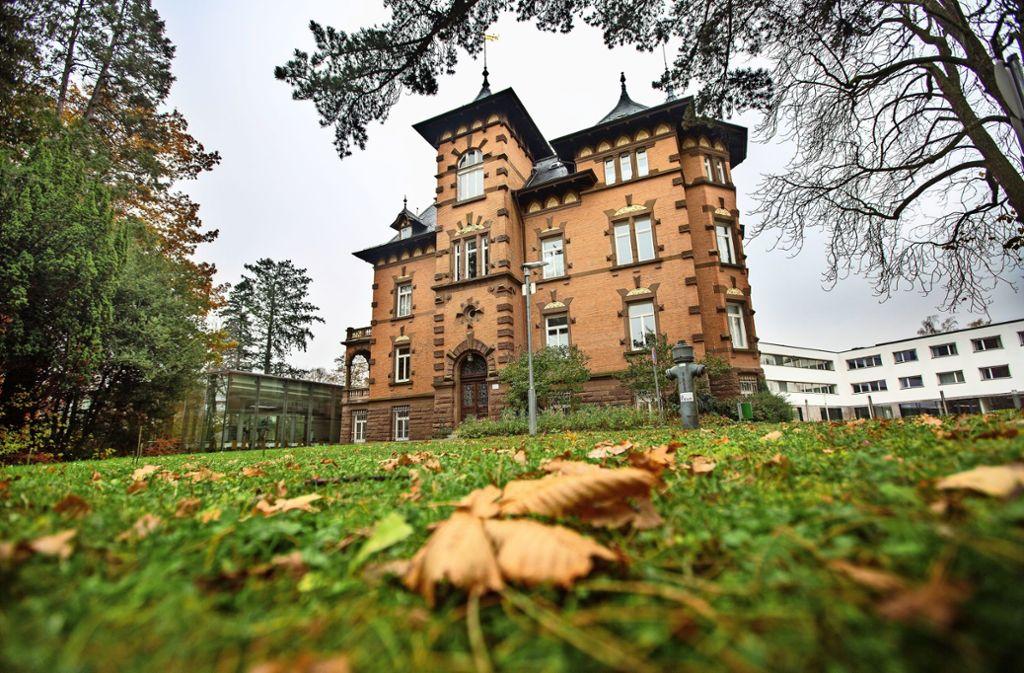Die Evangelische Akademie in Bad Boll versteht sich als Ort der Begegnung und des achtsamen Diskurses. Foto: Ines Rudel