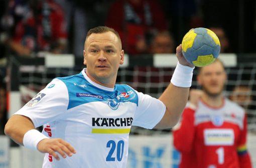 Die Handball-Routiniers zeigen ihre Klasse