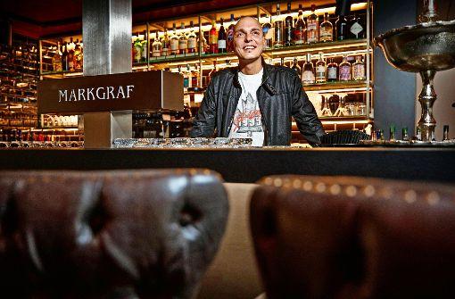 Neue Bar  in alten Mauern
