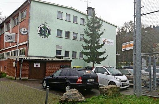 Vereine streben Tenniszentrum an