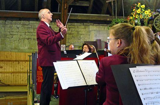 Neuer Dirigent und neue Möglichkeiten
