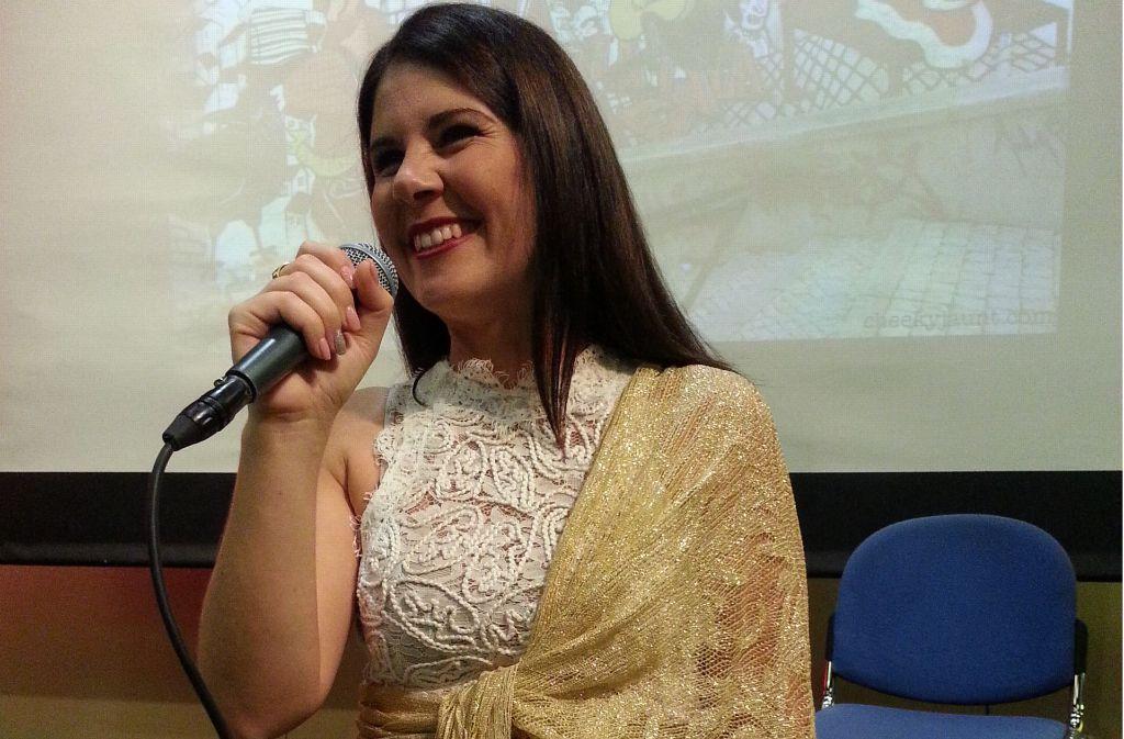 Filipa Sousa gibt nur wenige Konzerte – in Renningen macht sie eine Ausnahme. Foto: Brunhilde Arnold