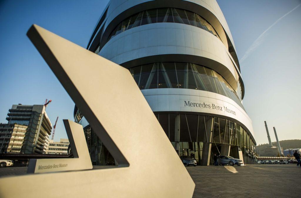 Die Social Media Night im Mercedes-Benz-Museum hat sich als Forum für Internetthemen etabliert. Foto: Max Kovalenko