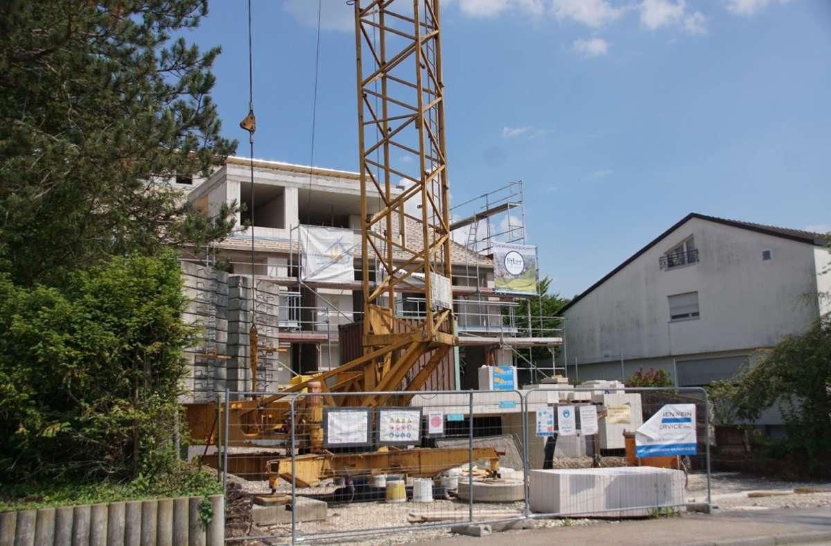 Auf einer Baustelle in Schorndorf ist es zu einem Unfall gekommen. Foto: SDMG/SDMG / Boehmler