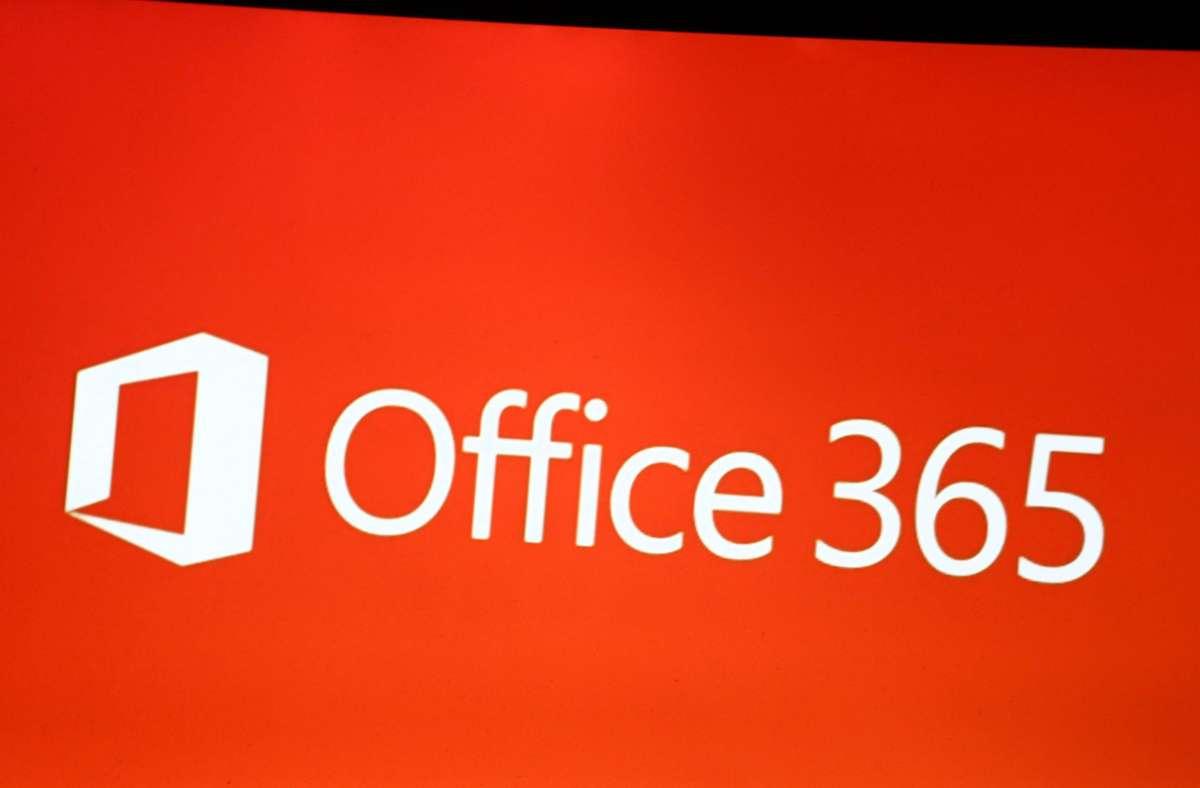 Das Kultusministerium will auf den Einsatz des Softwarepakets Microsoft Office 365 bei der digitalen Plattform für alle Schulen im Land verzichten (Symbolbild). Foto: imago/ZUMA Press/Alexander Pohl