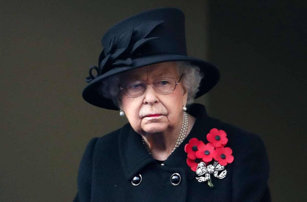 Queen Elizabeth II. trauert um ihren Ehemann (Archivbild). Foto: AFP/CHRIS JACKSON