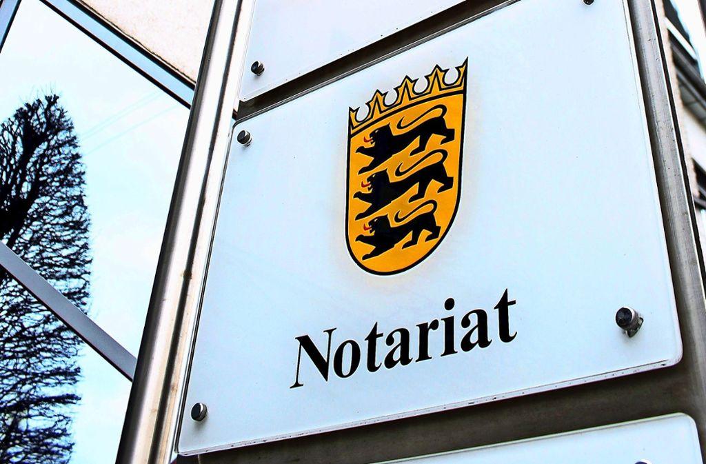 Das Notariat in Möhringen war bislang an der Vaihinger Straße 55. Es hat nun ebenso geschlossen wie das Vaihinger Notariat  an der Robert-Koch-Straße 2. Foto: Archiv Ralf Recklies