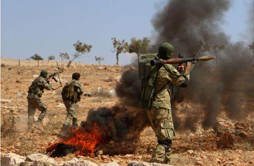 Soll Deutschland in Syrien mit eingreifen?