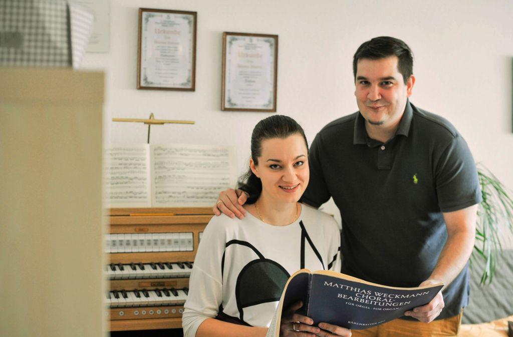 Die Agentur von Antonina Krymova und Milutin Stanisavljevic fördert junge Musiker. Foto: Lichtgut/Max Kovalenko
