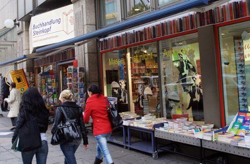 Älteste Buchhandlung in Stuttgart vor dem Aus