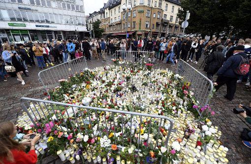 Attentäter log laut Polizei über Name und Alter