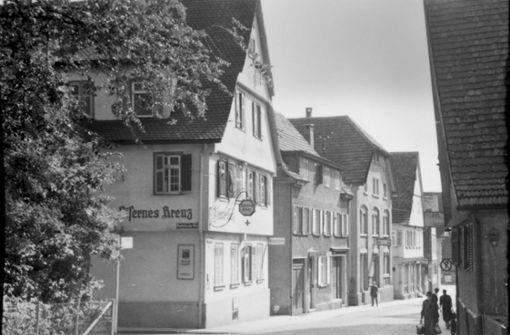 Fünf Monate in Stuttgart 1942