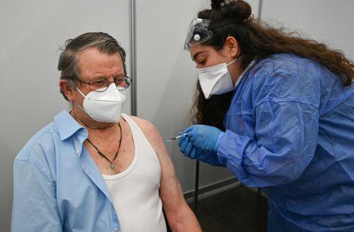 Das Land  garantiert die zweite Impfung