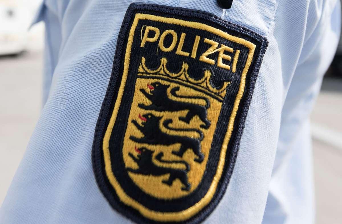 Die Polizei rückte mit drei Streifenwagen-Besatzungen aus, um den Unfall in Ludwigsburg aufzunehmen und den Verkehr zu regeln (Symbolfoto). Foto: dpa/Patrick Seeger