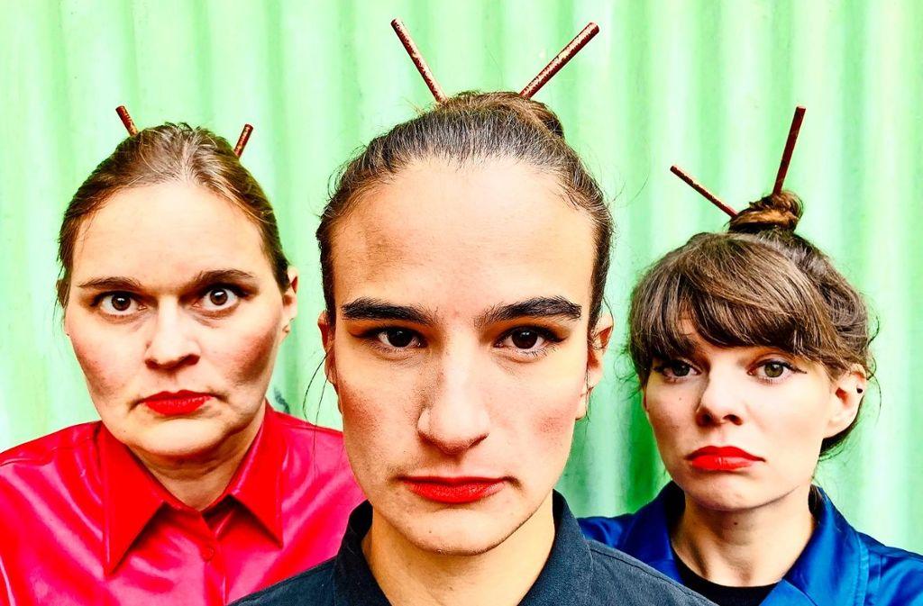 """In der Komödie """"Sushi Girls"""" wird hinter die Kulissen einer Dreierfreundschaft geblickt.  Foto: Veranstalter"""