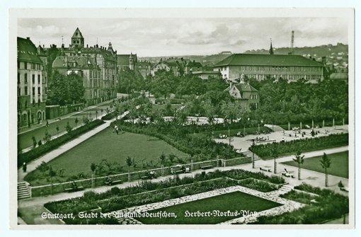 Ein Park aus der Versenkung