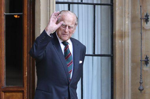 Prinz Philip gibt das Zepter weiter – an seine Schwiegertochter