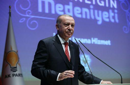 Erdogan kündigt neue Militäroffensive an