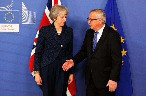Juncker ist offen für späteren Brexit