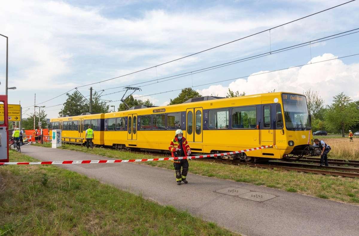 Der Unfall ereignete sich in Ostfildern. Foto: 7aktuell.de