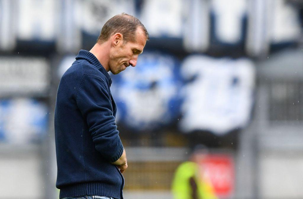 Das Pokalspiel gegen den VfB Stuttgart will FCK-Trainer Jeff Strasser nutzen, um zu rotieren. Foto: dpa