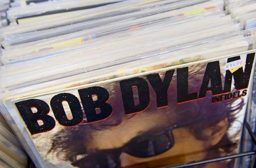 Ein Vinyljunkie packt aus