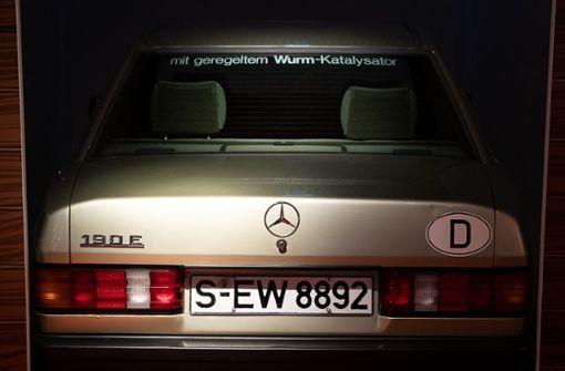 Mercedes von Stuttgarter Ex-OB wird versteigert