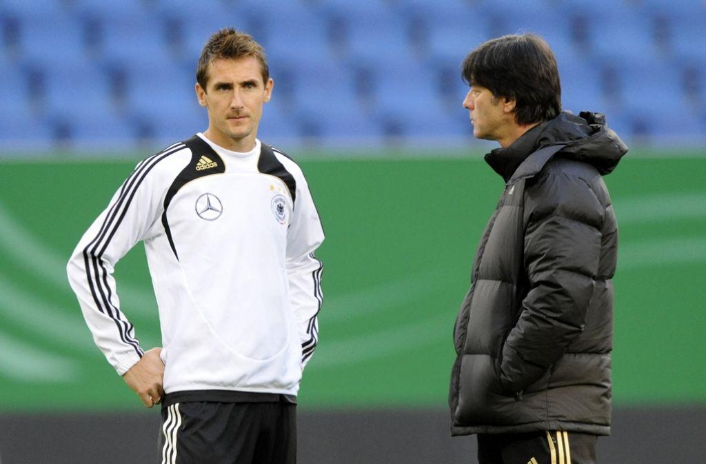 Miroslav Klose hängt die Fußballschuhe an den Nagel. Foto: dpa