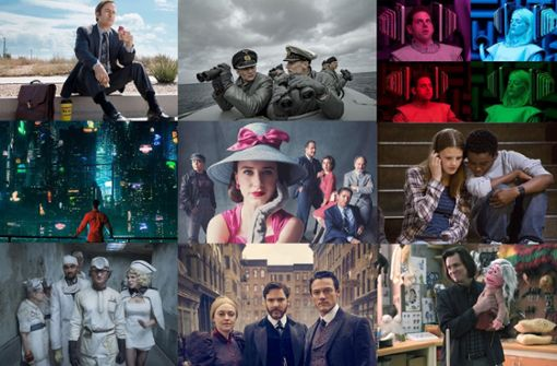Die besten TV-Serien des Jahres 2018