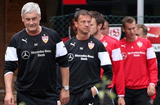 VfB bezieht zweites Trainingslager