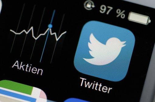 Twitter und Spotify gestört