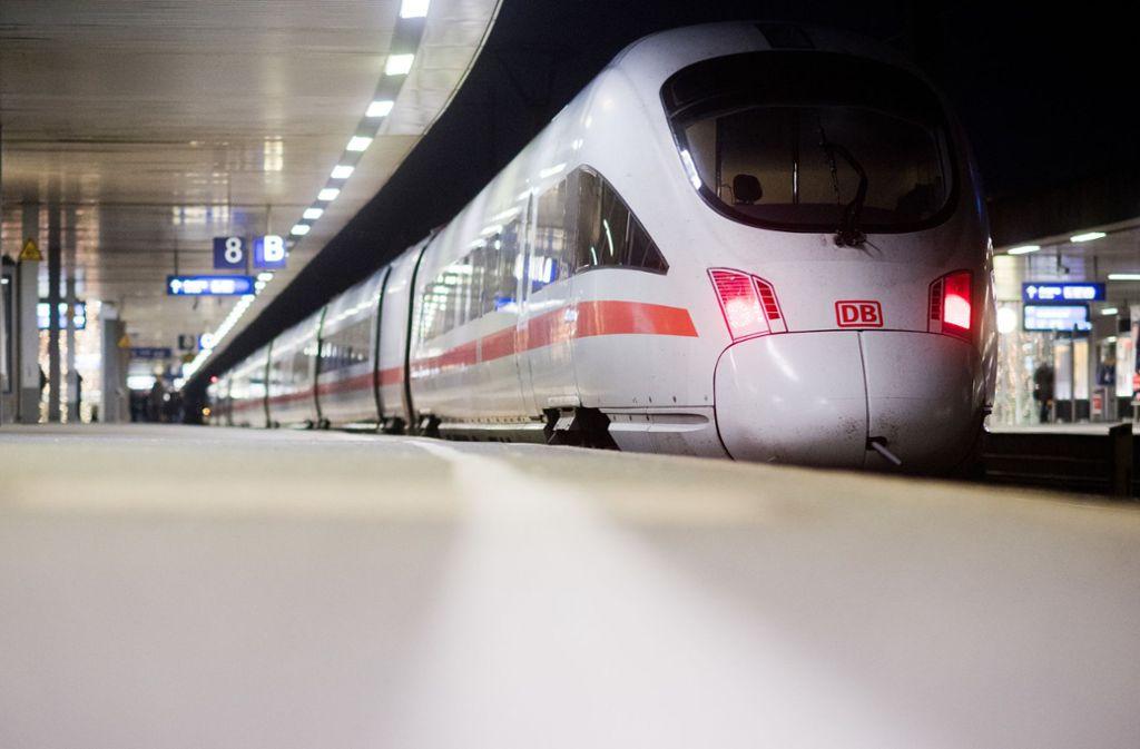 Die Deutsche Bahn hat ein Personalproblem. Foto: dpa