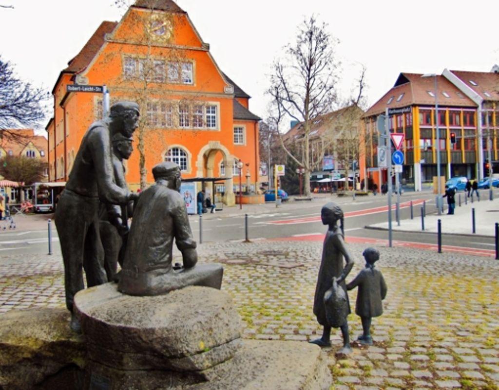 Die Vaihinger Steinbrecher Foto: Bernklau