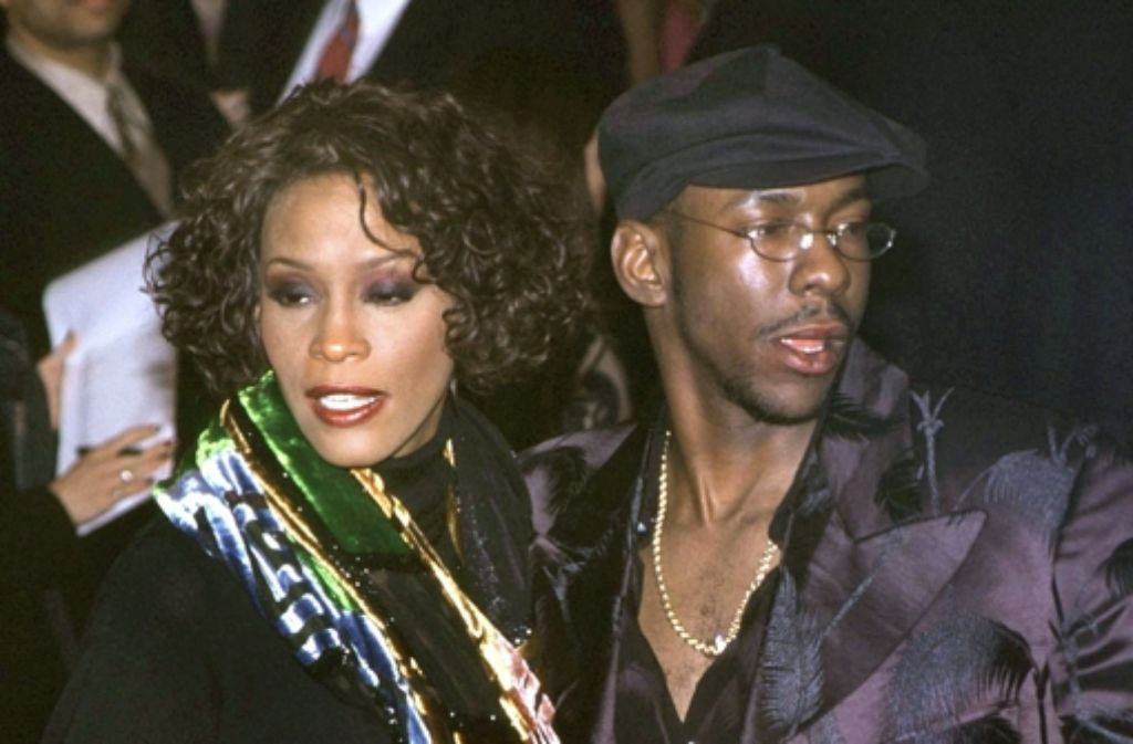 Bobby Brown war von 1992 bis 2007 mit Whitney Houston verheiratet. Foto: dpa