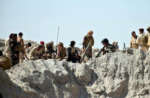 Terrormiliz gerät in Falludscha unter Druck