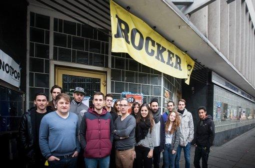 Die Kreativschaffenden aus dem Filmhaus üben Kritik an der LBBW. Die Zukunft des Rocker 33 ist derzeit ungewiss. In unserer Fotostrecke zeigen wir andere Clubs, die geschlossen wurden oder umziehen mussten. Foto: Achim Zweygarth