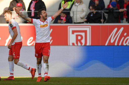 Ex-Stuttgarter Marco Grüttner schießt HSV ab