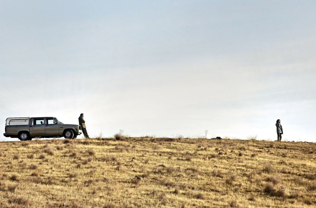 """Es gibt kein Böses"": Mohammad Seddighimehr, Baran Rasoulof Foto: Cosmopol Film"