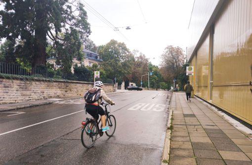 In Stuttgart-Süd könnten bis zu 97 Parkplätze wegfallen