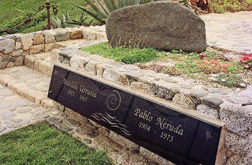 Die Leidenschaften des Pablo Neruda