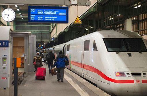 Linke: ICE-Tickets dürfen nicht mehr kosten als Inlandsflüge