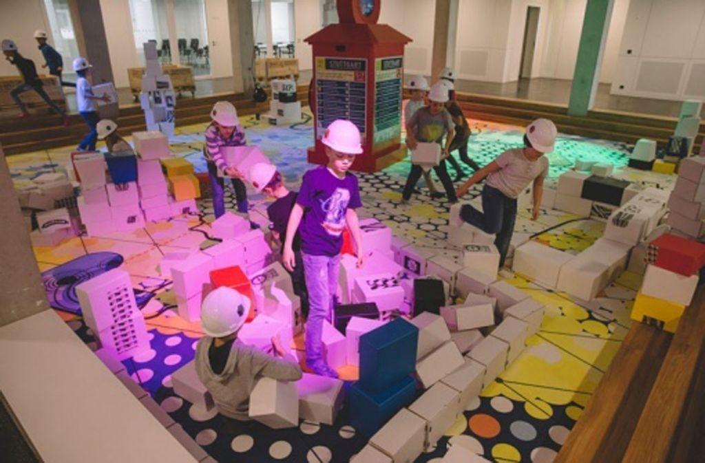 Ins Stadtpalais dürfen Kinder nicht unbeaufsichtigt. Foto: Stadtpalais